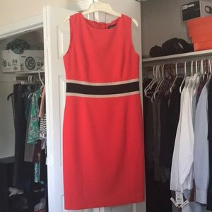 Sleeveless dress, cute for professionals